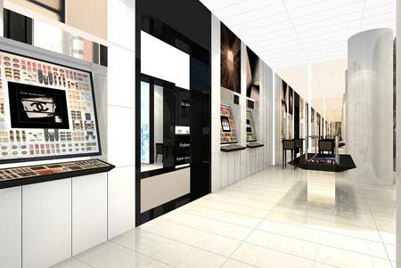E' stato inaugurato il nuovo punto beauty di Chanel all'interno de La Rinascente: finalmente!