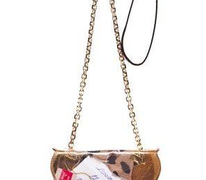 """Dall'eccentrica collezione di borse Christian Louboutin, la tracolla """"Trash"""", originalissima!"""