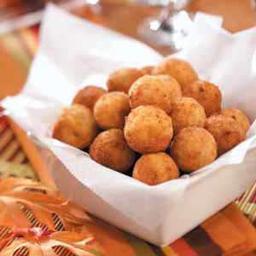 Polpette di gamberi e patate, un secondo molto chic