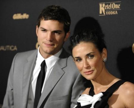 Demi Moore divorzia, fine del matrimonio con Ashton Kutcher