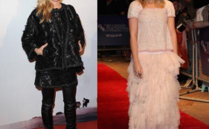 Romantica come Elizabeth Olsen o rock come Diane Kruger? Chanel mette tutti d'accordo!
