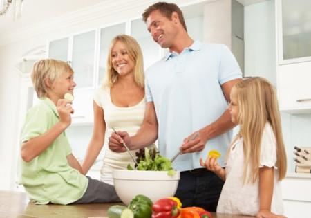 dieta facile per la famiglia