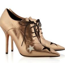 Le stelline di Dolce & Gabbana anche su ankle boot dal fascino retrò, voi li mettereste?