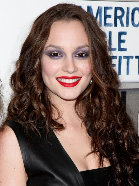 errori make up Leighton Meester