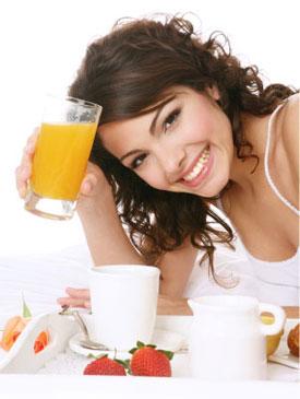 La dieta della felicità è ricca di antiossidanti