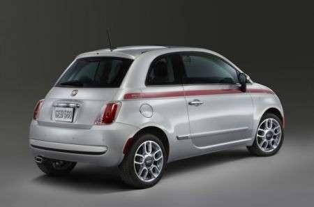 Fiat 500 Nastro retro