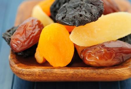 La frutta disidratata è un elemento fondamentale nella dieta sana