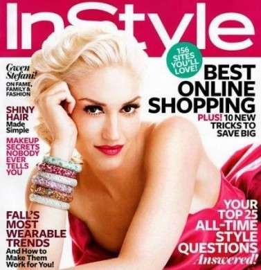 Gwen Stefani posa per InStyle e parla di make up e capelli!