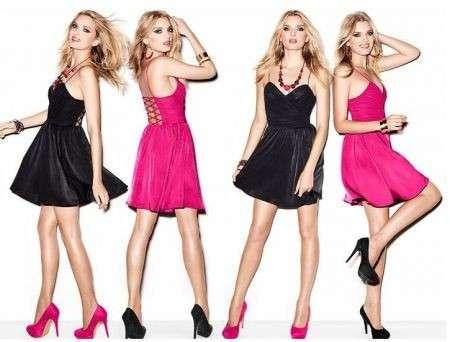 H&M By Night punta tutto sul fucsia! Le foto degli abiti più belli della collezione