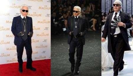 Gli stilisti disegnano tanti abiti, ma loro indossano sempre la stessa divisa!