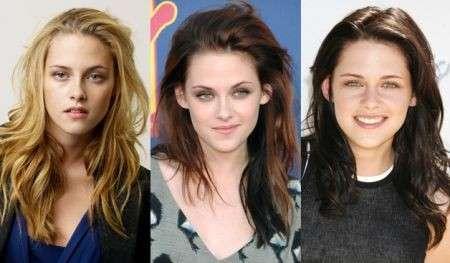 Neri, biondi, corti o lunghi? I capelli di Kristen Stewart, quale look vi piace di più?