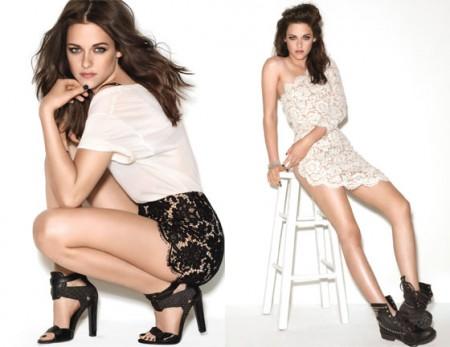 Kristen Stewart seducente su Glamour US di Novembre, le foto
