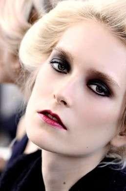 Per il make up del vostro viso puntate su uno stile…lunare!