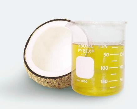 Per capelli più forti e luminosi, prova l'impacco all'olio di cocco! Un vero portento!
