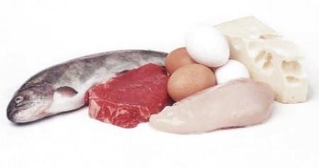 proteine pesce carne