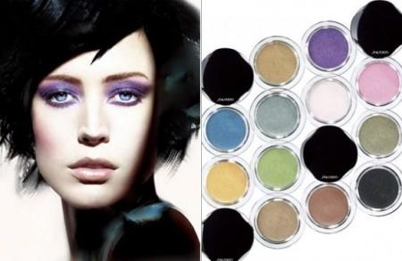 I nuovi ombretti cremosi Shiseido Shimmering Cream Eye Color dalle mille tonalità!