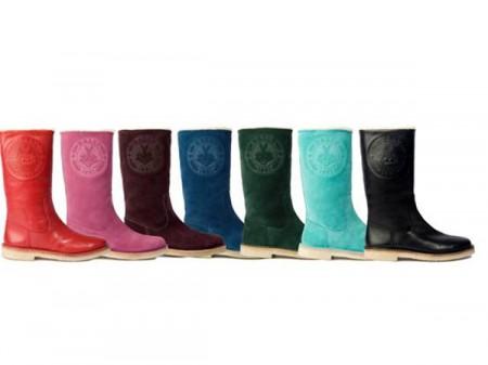 Gli stivali Kander di Bally in tanti colori per rendere l'inverno allegro e glamour!