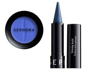 Un'idea per un trucco occhi blu style? L'ispirazione ci arriva da Sephora!