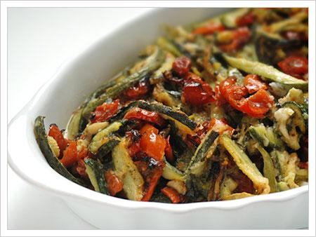 La ricetta light delle verdure golose al forno