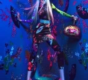 La campagna pubblicitaria di Versace for H&M, tutte le foto