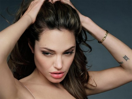 Angelina Jolie 600 calorie