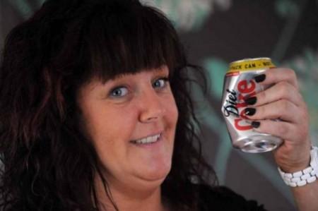 Disturbi alimentari: la donna drogata dalla Coca Cola