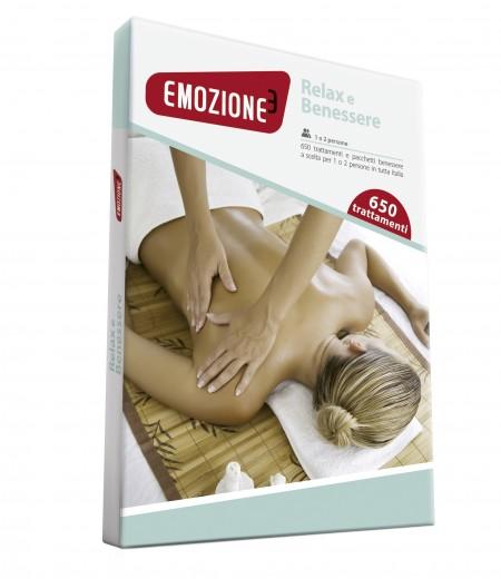 Il regalo di Natale per la vostra bellezza e per il vostro benessere da Emozione3