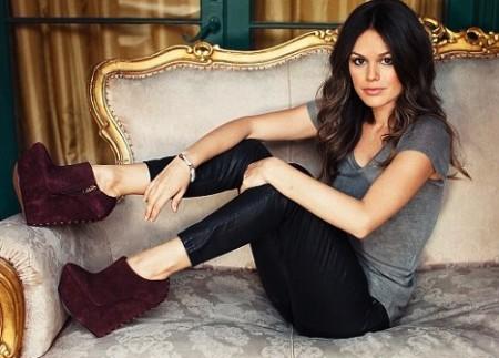 """Rachel Bilson da """"The O.C."""" a designer di scarpe"""