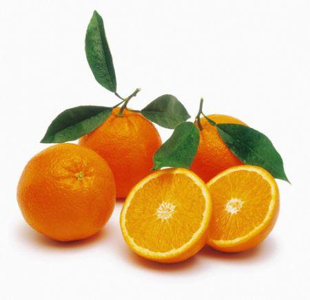 Depurarsi e perdere peso con le arance