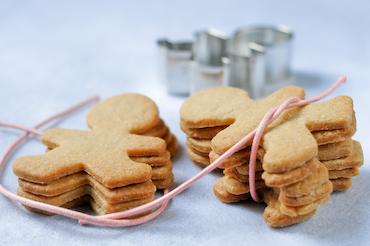 biscotti nocciola natale