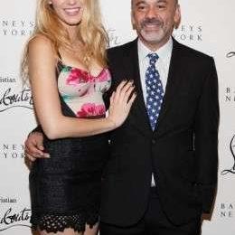 Una straordinaria Blake Lively veste Dolce & Gabbana al Christian Louboutin cocktail party!