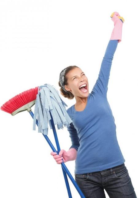 Dimagrire grazie alle pulizie di casa, un sogno che diventa realtà