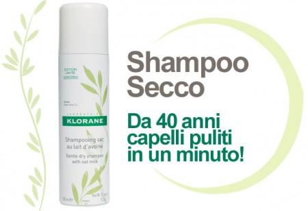 La cura dei capelli festeggia il suo alleato, lo shampoo Klorane