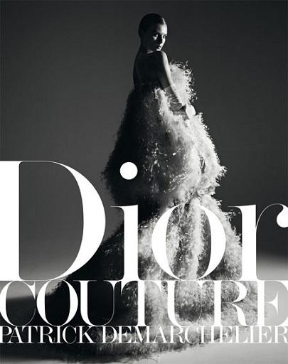 Patrick Demarchelier racconta la moda couture di Dior in un libro fotografico