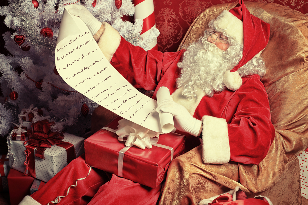 Le filastrocche di Babbo Natale più belle e divertenti per i bambini