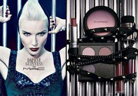 Il make up per fashioniste, la collezione Daphne Guinness for MAC