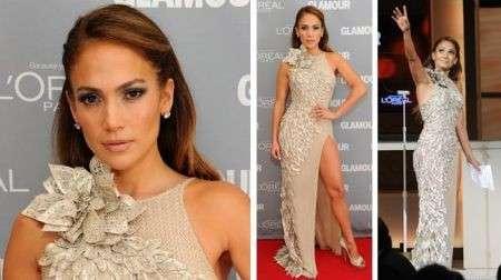 Jennifer Lopez Glamour Women of the Year Awards