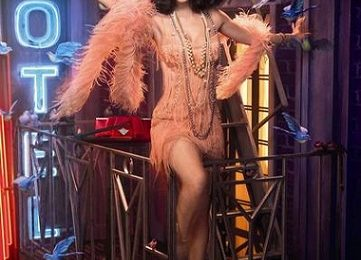 Katy Perry immortalata da David La Chapelle per l'adv di GHD, scatti da diva del cinema