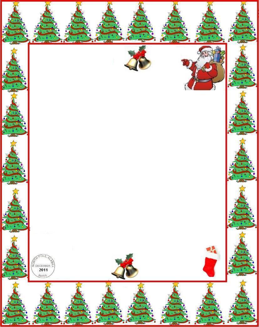 letterina Natale alberelli