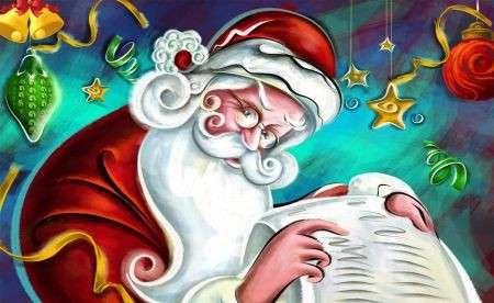 Lettera per Babbo Natale da stampare: scrivi e colora la tua [FOTO]