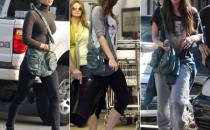 Megan Fox pazza per la Alexander Wang Donna Hobo