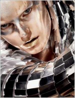 Il trucco occhi diventa prezioso con la Metal-X Cream Eyeshadow Collection di MAC