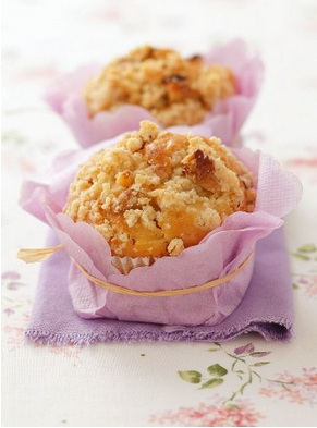 muffin mele uvetta ricetta