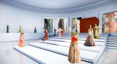 Valentino crea un affascinante museo virtuale, una visita è d'obbligo