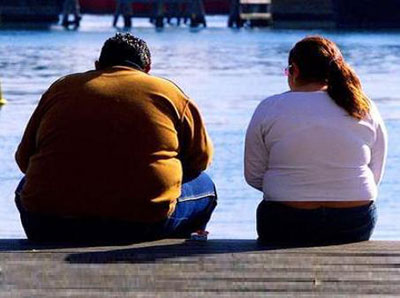 obesità italiani