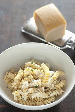 pasta e ricotta gorgonzola