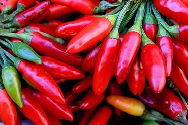 Il peperoncino è il condimento light perfetto per i vostri piatti