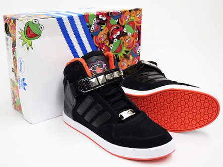 the muppets adidas sneakers