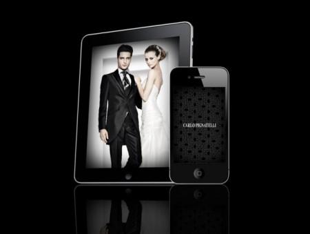 Carlo Pignatelli sbarca su iPhone e iPad con una App gratuita