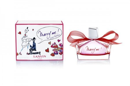 Profumi Natale 2011: Marry me! Love edition di Lanvin